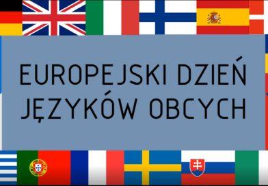 Dzień języków obcych – już wkrótce