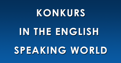 In The English Speaking World