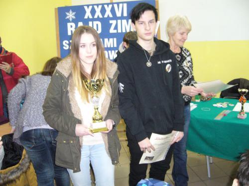 Rajd Zima 09