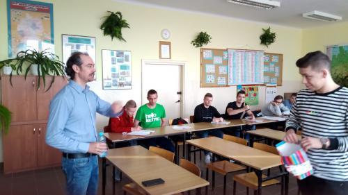 lekcje hiszpanskiego 09