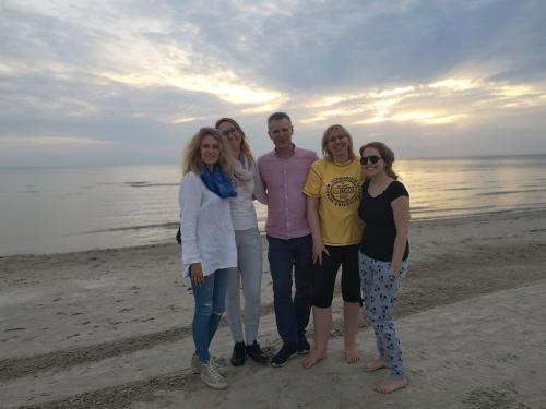 Spotkanie w Liepaja